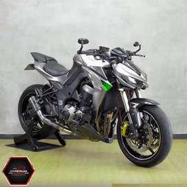 Kawasaki Z1000 Sugomi SE 2014 Branded