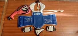 Peralatan taekwondo