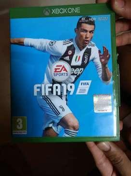 FIFA 19 XBox 1