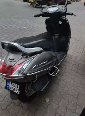 Scooty selling