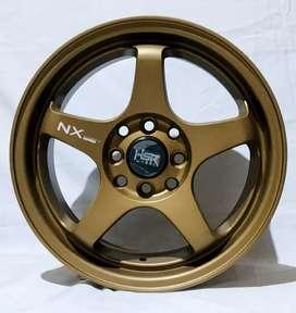 Credit velg HSR Ring 16 Untuk mobil Avanza, Xenia, calya, ignis