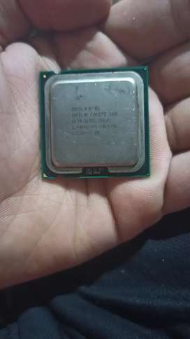 Intel Core 2 Duo - 6600 Processor