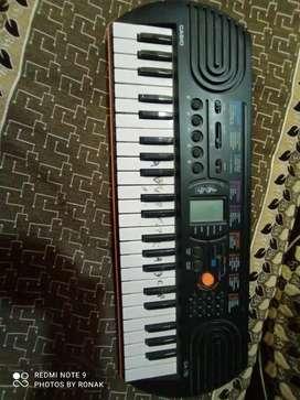 Casio company original sa-76 electick piano