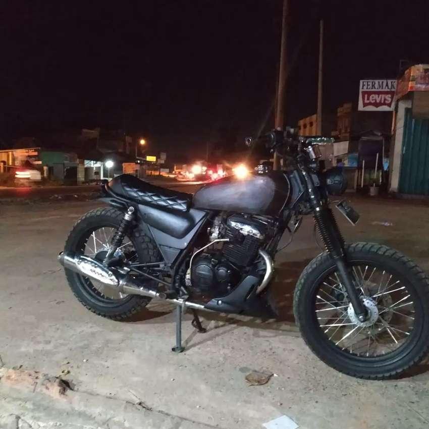 Dijual motor CB 0