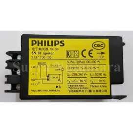 Ignitor Philips s58 SN 58 Untuk Lampu Jalan Cahaya Kuning
