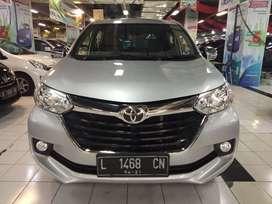 Toyota Avanza 1.3 G MT / Manual 2016 Silver DP / Angsuran bisa di Atur
