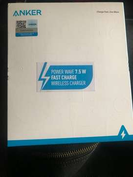 Iphone wireless fast charger sealed pack-X/XS/XR/8