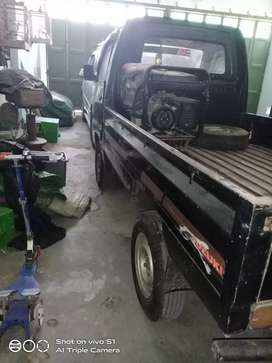 Futura 1,3 pick up hitam