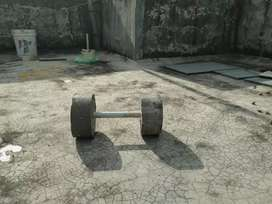 Concrete dumbell for sale