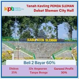 Beli 3 Gratis 1 Tanah Kavling Jln Depan Aspal Area Denggung