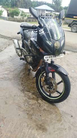 This bike is very good Condition pulsar 220f