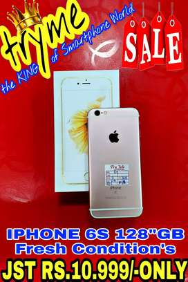 TRYME 128Gb 6S IPHONE Fresh Conditions