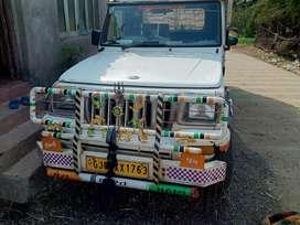 Mahindra Bolero DI BSIII, 2011, Diesel