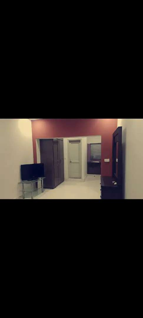 F-8 Executive class fully furnished room attach bath and kitchen