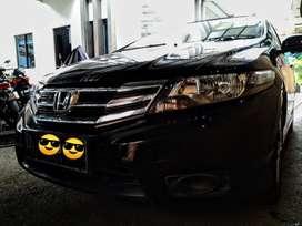 Honda New city RS MT 2013 Black sporty