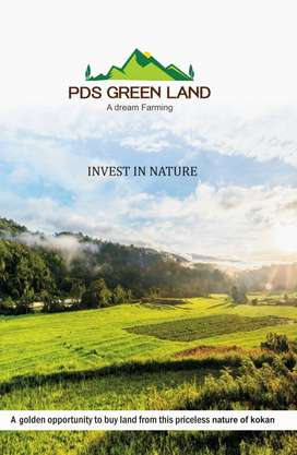 Agriculture Lands/Plots Registry Done on complete- Best in Mahad