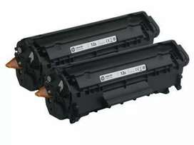 78A/88A/12A HP compatible new toner cartridges for sell