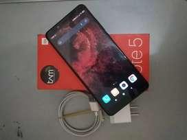 Redmi Note 5 Fullblack
