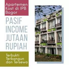 Miliki Apartemen Kost Di IPB Potensi income 19-21jt pertahun
