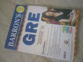 Gre book for gre preperation