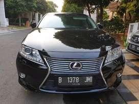Lexus ES300 Hybrid Tahun 2014 Tangan Pertama Kondisi 100% Bagus Mulus