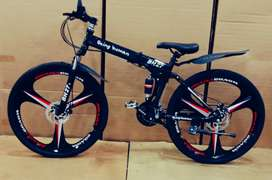 New BMW, Mercedes, Porsche, Audi 21 Gears Foldable Bicycles