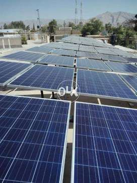 Solar Energy system for Heat and Cool Air Conditioner - 1 Ton.