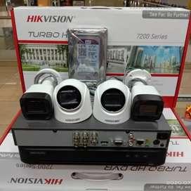 Pasang CCTV murah Paket Lengkap Free instalasi
