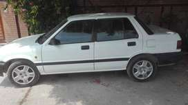 Urgent sale only exchange with mehran car