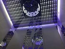 Lift Mechanics, Lift Erector,