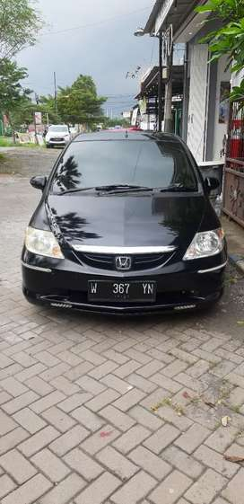 JUAL HONDA CITY IDSI 2004 MATIC
