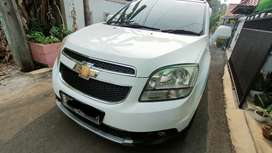 Chevrolet Orlando LT 2012 automatic jual sayang