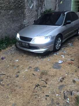 Di jual accord vtil build up V6 3.0 thn 2000 tt ajuin aja