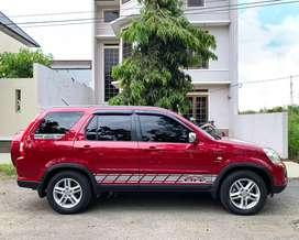 Istimewa! Honda CRV 2.4 RD5 AT 2006/2007 Matic, Terawat Siap pakai