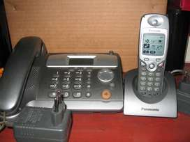 Cordless Phone with Table Phone