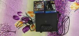 All new playstation 4