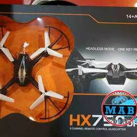Mainan Drone  mini ada camera hx 750