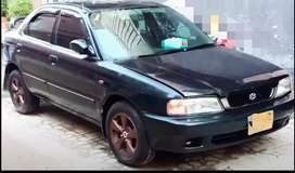 Japanese Baleno Gti 1.6 Modified in mint condition