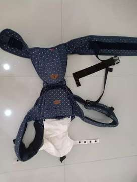 Gendongan Anak I-Angel Denim Starlit Hipseat Carrier