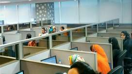 Fresh call center agents required