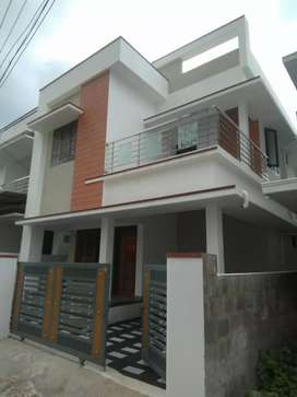 3 bhk 1500 sqft 3 cent new build house at aluva near kombara