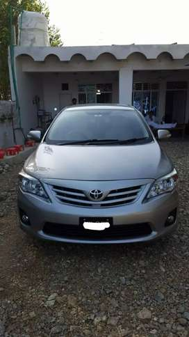 Toyota corolla 2009 model good condition on installment