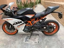 Bajaj KTM 390 cc