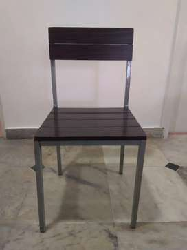 Dining/ Garden Chair 1 chair for Rs. 800/- & 3 chairs for Rs. 2,250/-