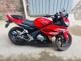 Heavy Byke 200cc Good condition one hand used