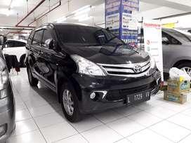 Toyota Avanza G 1.3 manual 2014