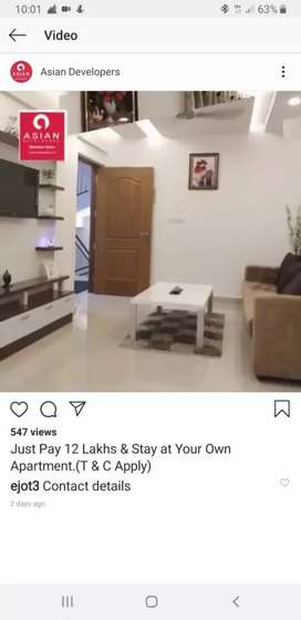 Apartments For Sale at SRM Road