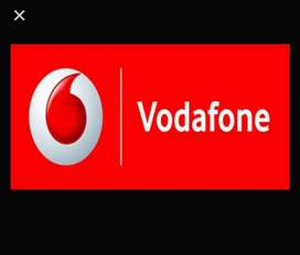 Vodafone need a receptionist
