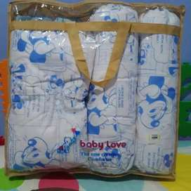 Bed cover / selimut bantal guling bayi