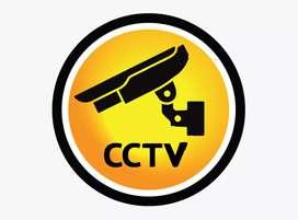 CCTV CAMERA INSTALLATION & SERVICE